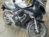 KAWASAKI ER6F 650cc 2008 parts