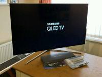 49in Samsung QE49Q7FAM 4K QLED HDR 1500 Smart LED TV