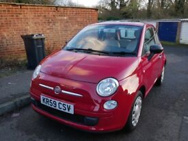 Fiat 500 1.2 Pop - Full Service History (FSH), 2 Lady Owners. Just Serviced + MOT