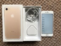 iPhone 7, 32GB Gold - Vodafone