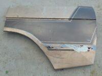 Range rover classic rear wings