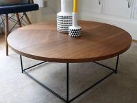 Opportunity - Habitat Contemporary Walnut Coffee Table