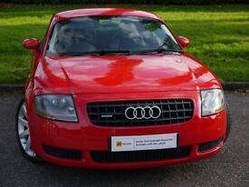 YES 37K***Audi TT 1.8 T Coupe Quattro 3dr ****STUNNING**FULL SERVICE HISTORY*** £0 DEPOSIT FINANCE