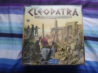 Cleopatra and the society of archietects board game