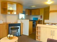Stunning Double Glazed Static Caravan For Sale At The 12 Month Season Sandylands