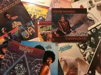 Box of Vinyl Records for Sale - Pop Soul, Disco + Random ( --- See video attached! --- )