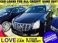 2013 Cadillac CTS * LEATHER * GOOD AS NEW