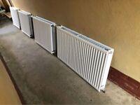Compact radiators