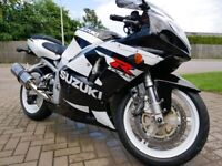 Used Gsxr 750 for Sale in Scotland | Motorbikes & Scooters | Gumtree