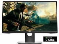 """Dell S2417DG 23.8"""" Anti-Glare Monitor QHD 2560x1440, 165Hz 1ms, DP, HDMI, GSync"""