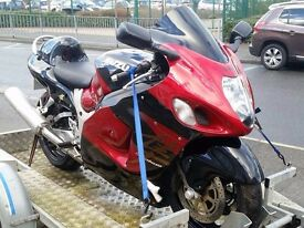 1999 model Hayabusa 1300 full power model with only 14K miles