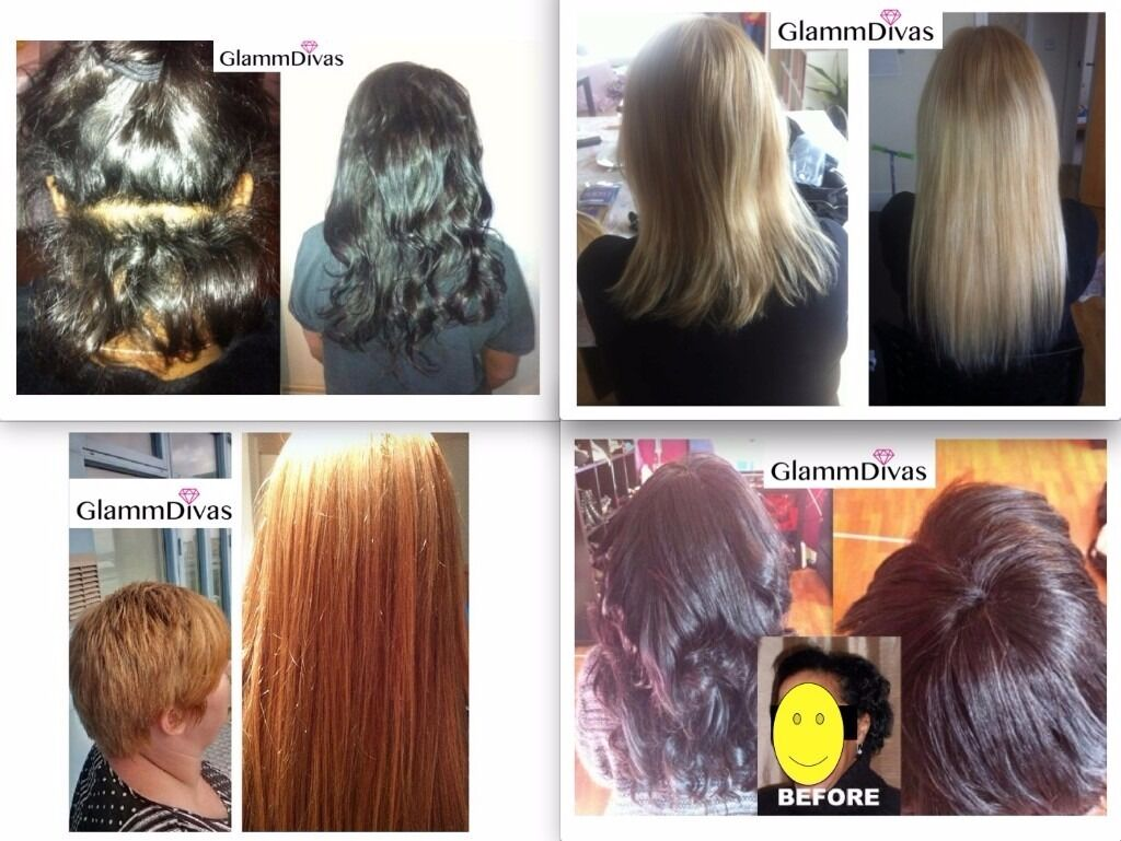 Same Day Mobile Hair Extension Stylist Serving London Surrounding