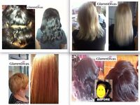 SAME DAY Mobile hair extension stylist serving LONDON & surrounding areas *FROM £150 INCLUDING HAIR*