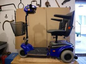 Mobility Scooter Whispa
