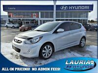 2014 Hyundai Accent GLS Manual -