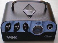 Vox MV50 Clean Guitar Amplifier. New (duplicate gift).