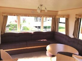 Fantastic Static Caravan just Come available At Sandylands :) Come Join The Fun At the Seaside