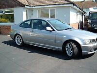 BMW 3 SERIES 2003 COUPE