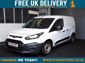 2015 Ford Transit Connect 1.6 TDCi L1 200 Panel Van 4dr IMMACULATE - 6M GOLD WARRANTY
