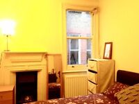 Double room to rent in lovely Fulham flat share
