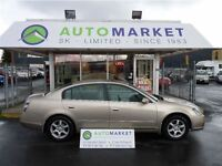 2005 Nissan Altima 2.5 SL HTD. LEATHER, SUNROOF, WARRANTY!