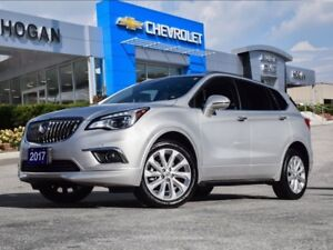 2017 Buick Envision Premium II AWD, Leather,Nav, Roof