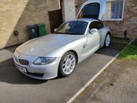 BMW, Z4, Coupe, 2008, Semi-Auto, 2996 (cc), 2 doors