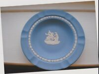Wedgewood Plate. Wedgewood Fluted Dish