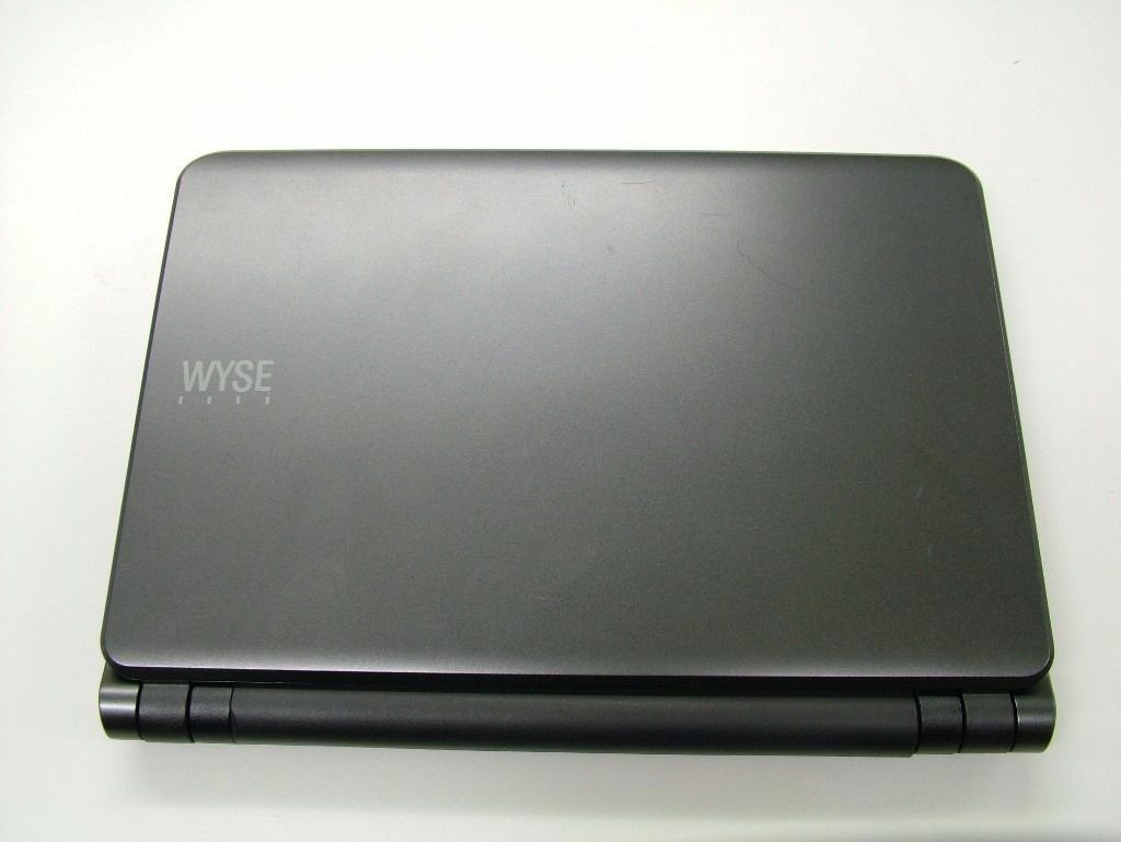 "11.6"" WYSE Laptop Netbook Computer 2GB 160GB WIFI Webcam"