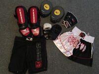 MMA / Kickboxing / Muay Thai equipment / Starter Set
