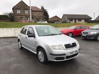 Skoda Fabia edit 1.2 HTP Classic 5dr! 12 Months MOT, Service History
