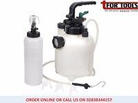 Sealey Vacuum Brake & Clutch Bleeder 5ltr VS0202