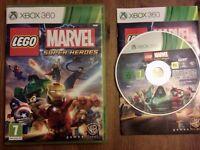 Lego Marvel Super Heroes Game Xbox 360