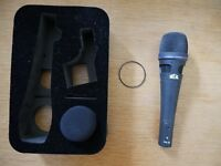 Heil PR35, possibly the best dynamic stage microphone in the world