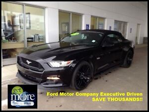 2016 Ford Mustang GT Premium Convertible  $261.88 b/wkly