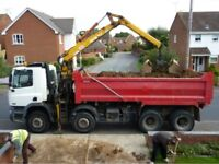 GRAB wagon hire, Dont waste money on EXPENSIVE SKIPS and man hours loading