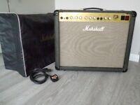 Marshall JTM 30W guitar amplifier