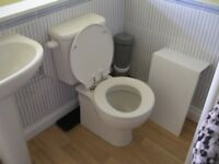 Lavatory and low level cistern