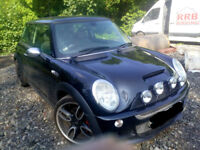 BREAKING 53 PLATE COOPER S - MAY SELL COMPLETE ALSO 52 PLATE COOPER