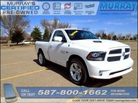 2014 Ram 1500 Sport *Less Than 500KM!! Loaded!*
