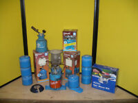 Camping Gaz equipment and spares