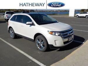 2013 Ford Edge Limited-LIKE NEW ON FORD WNTY