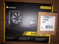 Corsair Hydro Series H80i V2 All-In-One Extreme Performance CPU Cooler + AMD 4 Bracket Open Box
