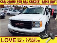 2011 GMC Sierra 1500 * TRUCK LOANS EASY AS 1 2 3