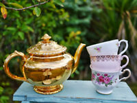 Vintage China Hire Business for sale