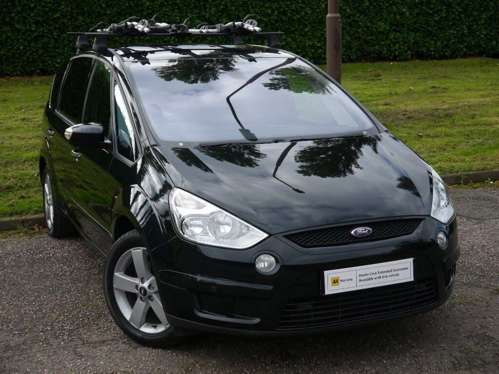 7 SEATER (59)Ford S-Max 2.2 TDCi Titanium 5dr*** 1 OWNER** FULL SERVICE HISTORY** £0 DEPOSIT FINANCE
