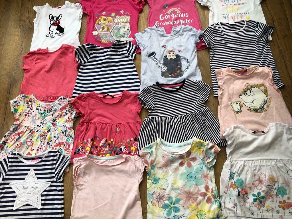9643c9cb3 Massive Girls clothes bundle - age 3-4 - over 60 items | in Kinross ...