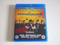 The Expendables 3 Blu-Ray New and Unsealed