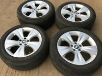 """BMW X5 19"""" Alloy Wheels and tyres"""