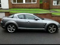 Mazda RX8 for sale, 48500